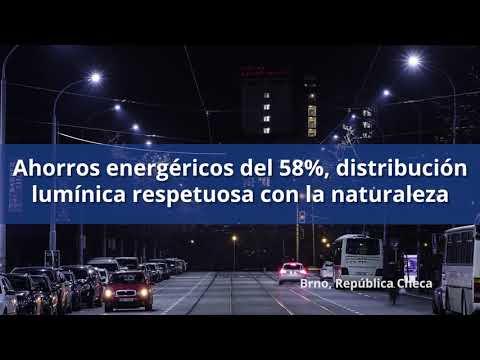 Tungsram Outdoor solutions in Europe (Español)