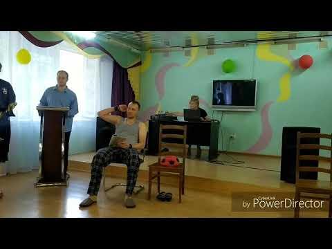 """Сценка А. Пирожков """"Я не Андрей"""""""