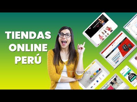 TIENDAS VIRTUALES - TIENDAS ONLINE EN PERÚ - DISEÑO WEB