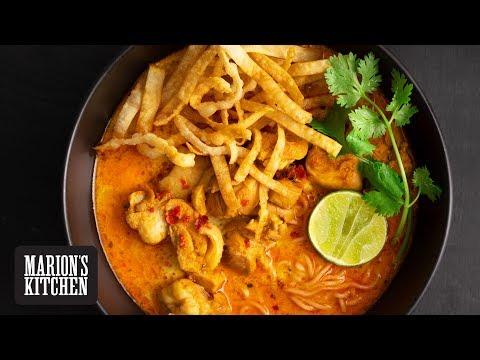 Chiang Mai Noodle Soup - Marion's Kitchen
