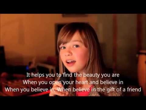 Connie Talbot - Gift Of A Friend (Karaoke/Instrumental) Mp3