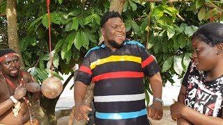 Latest comedy: Komfo College gives juju to Oteele girlfrnd to make him gyimi gyimiii 😂😂😂😂😂