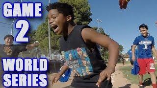 GABE'S FIRST HOME RUN! | On-Season Softball League | World Series Game 2
