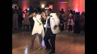 Tiffany & Martinis Surprise First Dance
