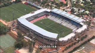 preview picture of video 'Loftus Versfeld Stadion im Zentrum von Pretoria in der Provinz Gauteng in Südafrika'