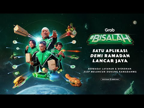Grab Indonesia parodies Star Trek in an out-of-this-world Ramadan commercial