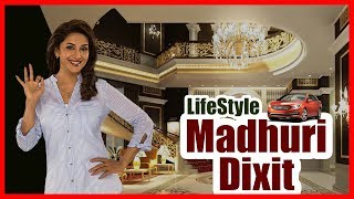 Madhury Dixit Lifestyle | News,Husband,Son,Daughter,Family,Networth,House,Cars,Biography 2018