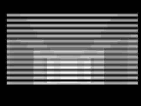 Mehcaster by Agenda (Atari XL/XE 256b intro)