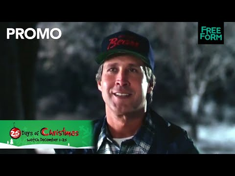 Freeform's 25 Days of Christmas | Merry Clark-Mas | Freeform