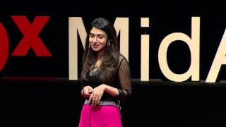 There are no Superheroes, Just Us: My Journey with Malala - Shiza Shahid at TEDxMidAtlantic