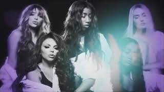 Little Mix Ft. Kamille 'More Than Words'   Video Snippet