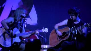 "The Dollyrots ""Because I'm Awesome"" LIVE acoustic June 28, 2013 (7/7) HD"