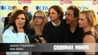 Interview durant la Showtime 2012 Summer TCA Party avec Jeanne Tripplehorn