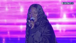"AYA NAKAMURA ""Pookie"" (Live)   Grand Live Contact FM à Douai"