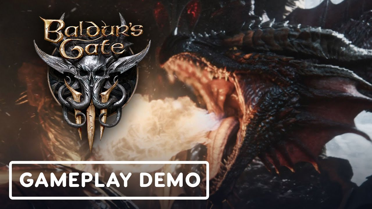 Watch This Baldur S Gate 3 S First Gameplay Demo Revealed At Pax East
