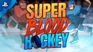 Super Blood Hockey - Launch Trailer | PS4