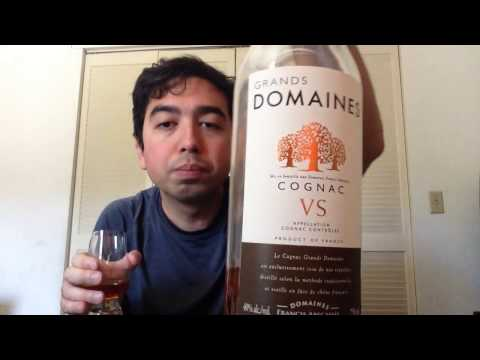 Grands Domaines VS Single Estate Cognac Review