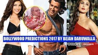 Bollywood Predictions 2017 By Bejan Daruwalla With Vickey Lalwani  Salman Khan Shahrukh  SpotboyE