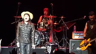 """Adam Ant """"Puss 'n Boots"""" Paramount Theater Denver CO 09-26-17"""