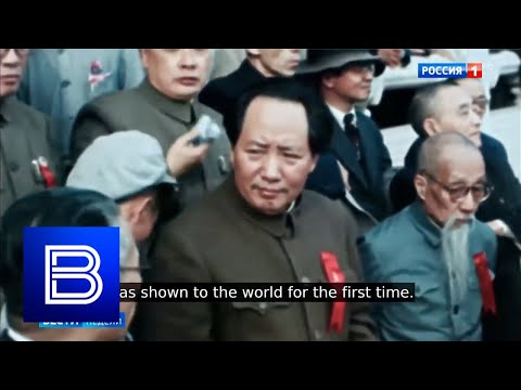 Communist China Rediscovered With Lost Soviet Footage! Classified Scenes Seen For First Time!