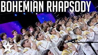 Choir Amazes Judges Singing Bohemian Rhapsody By QUEEN on Georgia's Got Talent | Got Talent Global