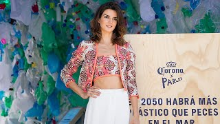 Clara Lago nos cuenta la iniciativa de Corona para reducir el uso de los plásticos