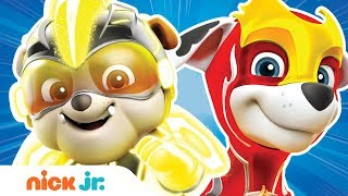 PAW Patrol Mighty Pups Charged Up ⚡ Ep. #3 🐶 Nick Jr.