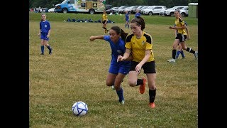 NHSL Soccer Championship Game Girls U13