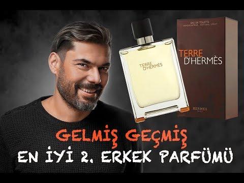 Terre D'Hermes (Gelmiş Geçmiş En İyi 2. Erkek Parfümü) Parfüm Yorum ve Tanıtımı