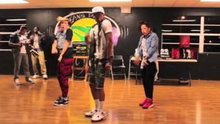 "Got Those J's By Ace Hood | Choreography by Karlito ""Komikz"" Cineas"