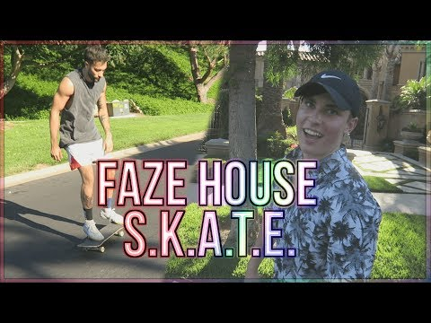 Download FAZE TEMPERRR Vs FAZE JINX S.K.A.T.E. (FAZE HOUSE LA!) HD Mp4 3GP Video and MP3