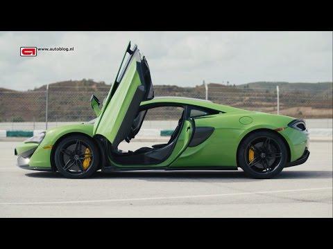 McLaren 570S review