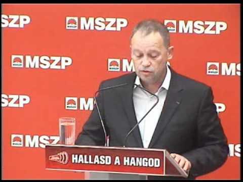 Szanyi: 372 ezren írták alá az MSZP petícióját