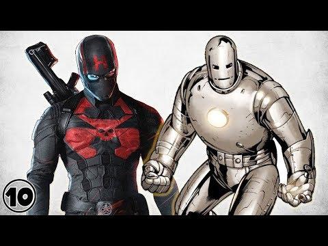 Top 10 Dumbest Alternate Versions Of Captain America