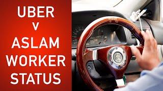 Uber v Aslam