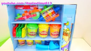 Play-Doh Compilation Learning Colors, Shapes, Numbers for Kids | itsplaytime612 Toys Play