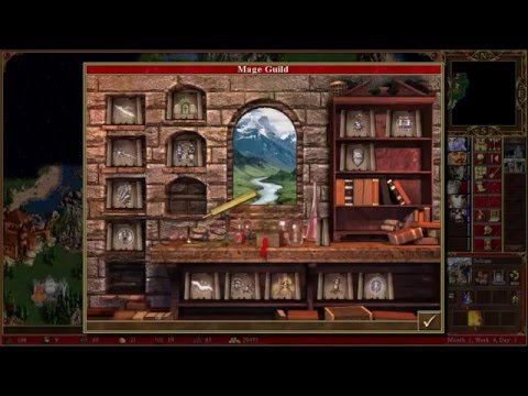 Скачать онлайн игру герои меча и магии 3