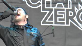 Channel Zero - Help - live at Lokerse Feesten 2014