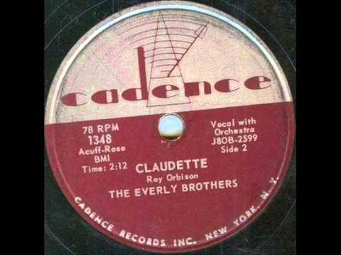 Claudette by The Everly Brothers - Songfacts