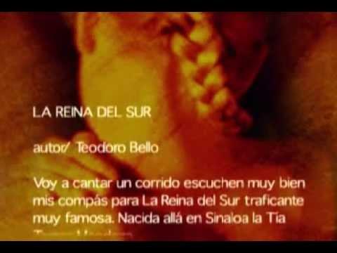 La Reina Del Sur-Los Tigres Del Norte (Letra)