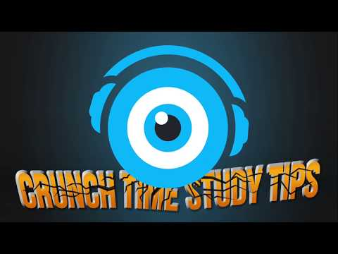 Crunch time Study Tips (Step 1, COMLEX, PANCE, AANP) - YouTube