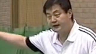 Badminton-Forehand Under Arm Drive