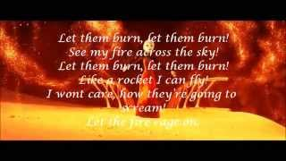 Let 'em burn (a let it go parody) w/ Lyrics!