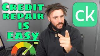 Stop Paying For Credit Repair   DIY w/ Credit Karma