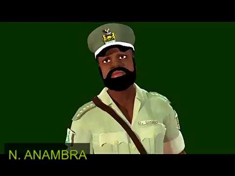 Nigeria-Biafra Civil War_The Major Characters in the Movie