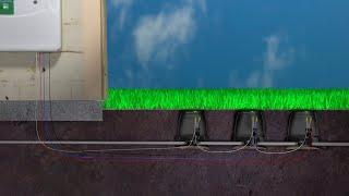 FAQ: Sprinkler Wire