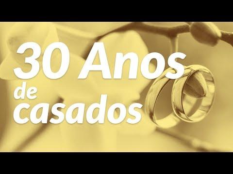 Mensagens De 30 Anos De Casados Mensagens De Aniversário