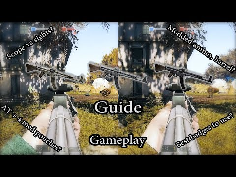 Sturmgewehr 44 guide for HnG