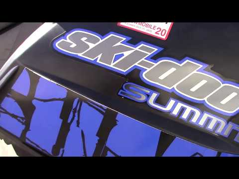 2007 Ski-Doo Summit Adrenaline 144 800R Power T.E.K. in Boise, Idaho - Video 1