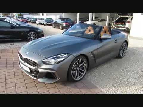 Video BMW Z4 M40i Individual+19 Dr+ParkAssist HK+DAB Neu76
